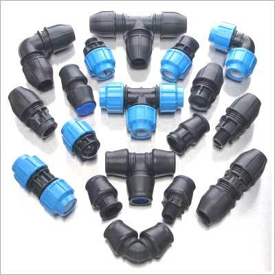 MDPE industrial Pipe Fitting