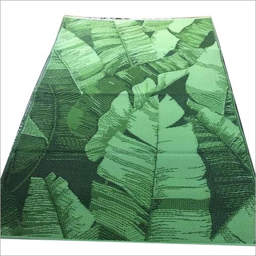 Plastic Printed Sleeping Mat