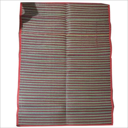 Striped Plastic Mat
