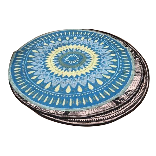 Round Shape  Plastic Mat