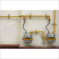 LPG Pipeline Installation