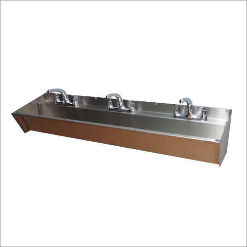 Wall Mounted Hand Wash Trough