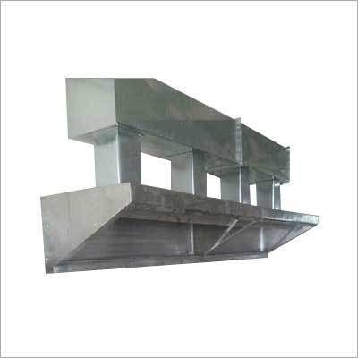Stainless Steel Exhaust Hood