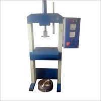 Salpatta Plate Making Machine