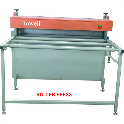 Roller Press Machine