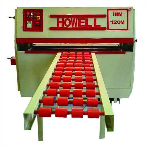 Automatic Roller Press Machine