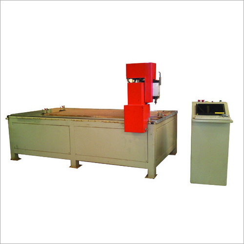 Semi Automatic CNC Router Machine