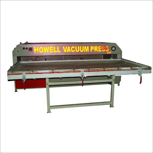 Front Side Vacuum Membrane Press Machine