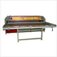 Front Side Vacuum Membrane Press Machine