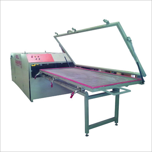 PVC Vacuum Membrane Press Machine