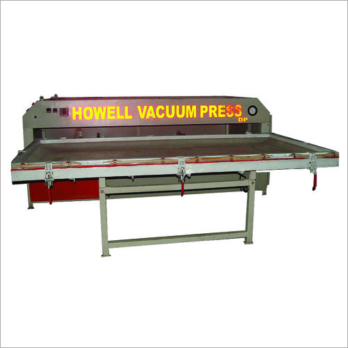 SS Vacuum Press Machine