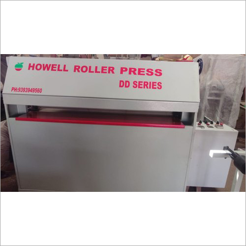 DD Series Roller Press Machine