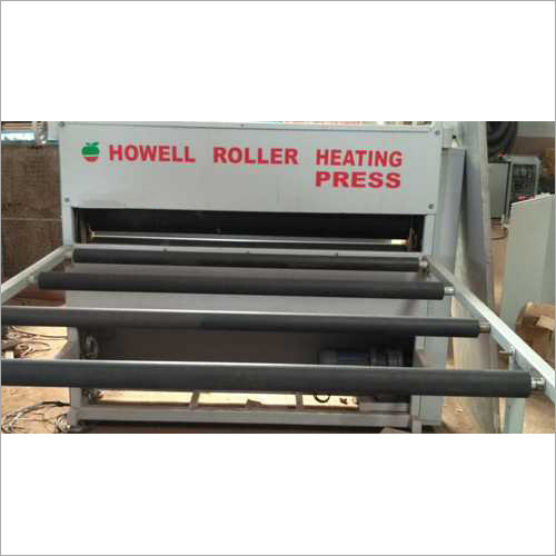Roller Heating Press Machine