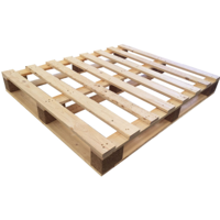 Chemical Treated Wooden Pallet