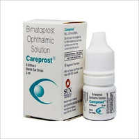 Bimatoprost Ophthalmic Sterile Eye Drops