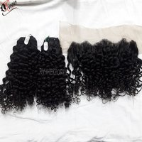 Remy Human Hair Curly Full Lace Human Hair