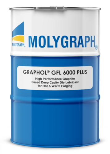 High Performance Graphite Based Deep Cavity Die Lubricant For Hot & Warm Forging