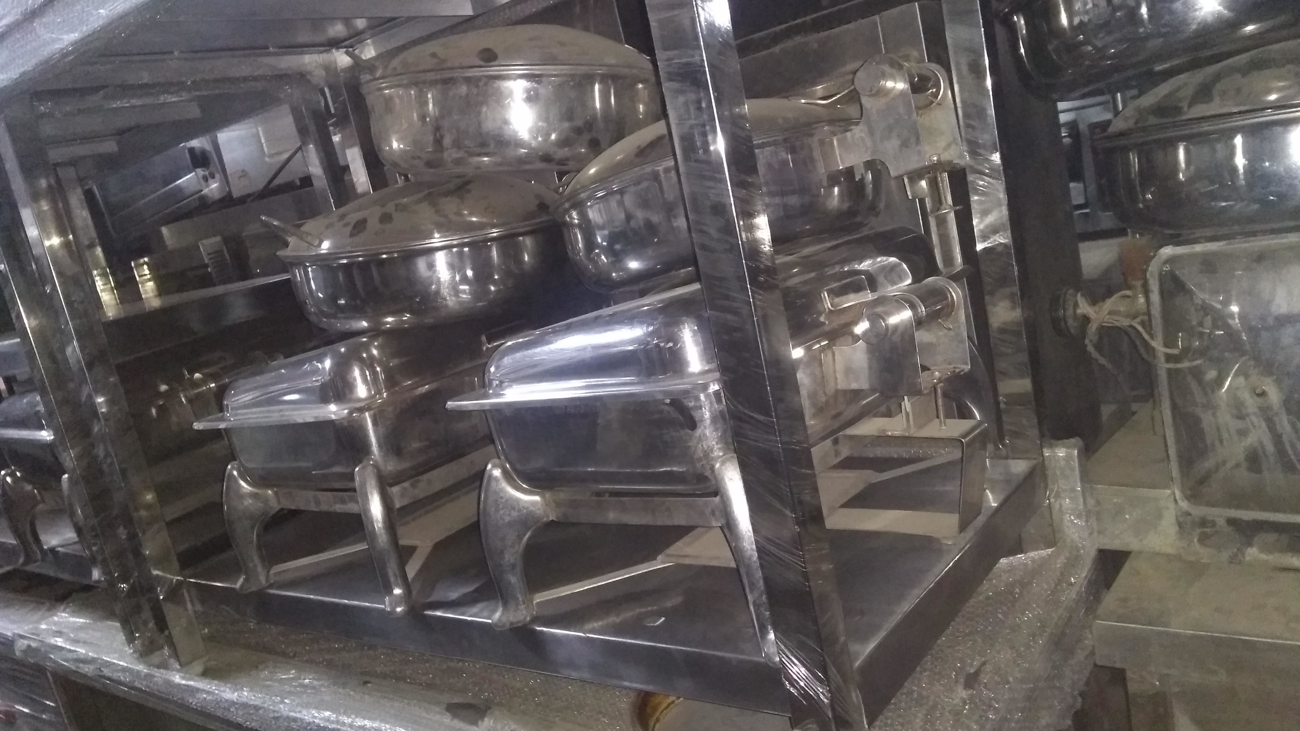 Used Chafing Dish