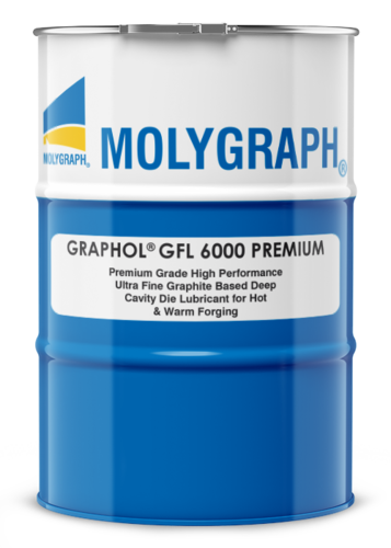 Ultra Premium Graphite Water Based Hot Forging Lubricant