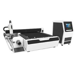 Mental Sheet and Tube Fiber Laser Cutting Machine