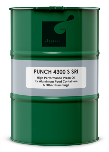 HIGH PERFORMANCE PUNCHING OIL FOR ALUMINIUM FOOD CONTAINER