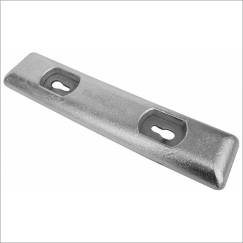 Zinc Hull Bolted Anodes