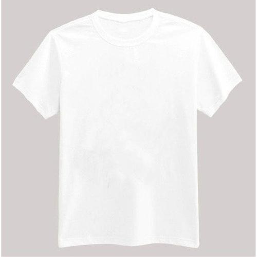 white round neck t shirt  --------  Rs 70/ Piece