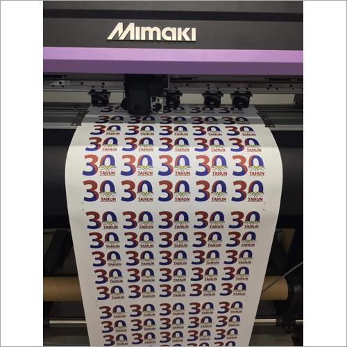 PU Vinyl Printing Service