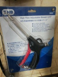 high flow adjustable blow gun