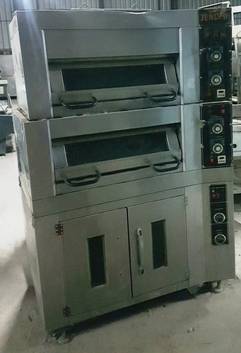 Used Jendah Pizza Deck Oven