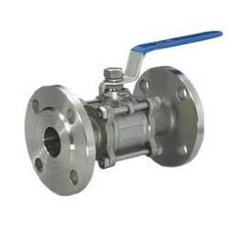 flanch ball valve