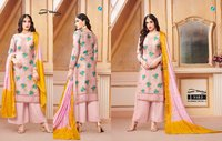 Jam silk salwar suits