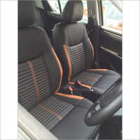 Designer Car Rexine Seat Cover