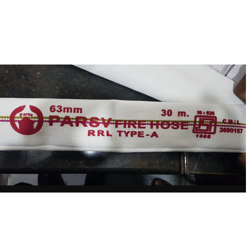 Fire Hose RRL Hose PARSV Make