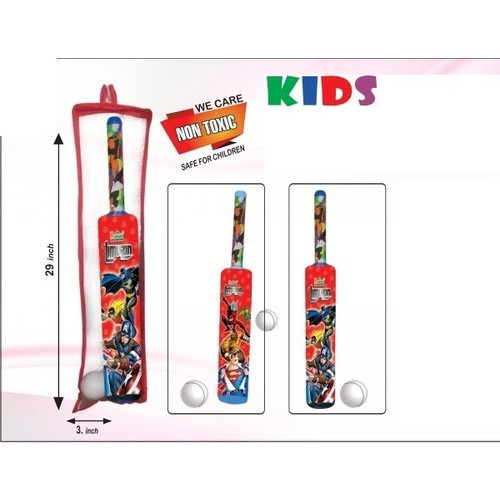 Kids Cricket Bat & Ball