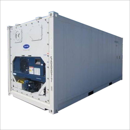 Reefer/ Refrigerated Container
