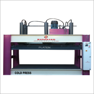 laminate Cold Press Machine