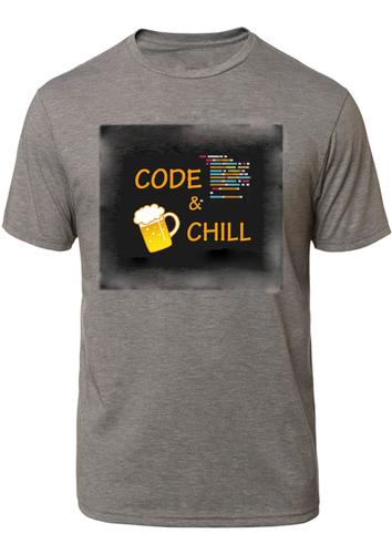 Cotton Half Sleeve Printed T-shirt