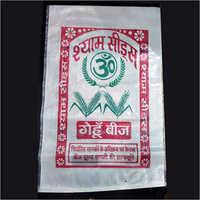 Customized Printed Woven Sack Bag