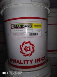Canvas And Non Wovon Printing Ink