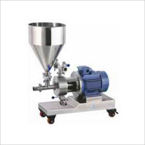 Inline Homogeniser Machine