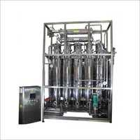 Multi Column Distillation Plant (Multi Water Distillation Plant)