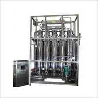 Multi Column Distillation Plant (Multi Water Distillation Plant)