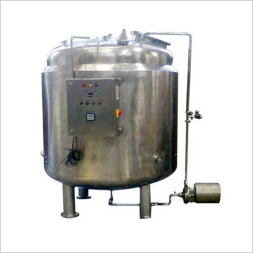 WFI / PW Water Storage Tank
