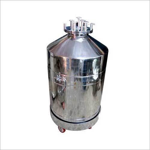 Sterile Pressure Vessel