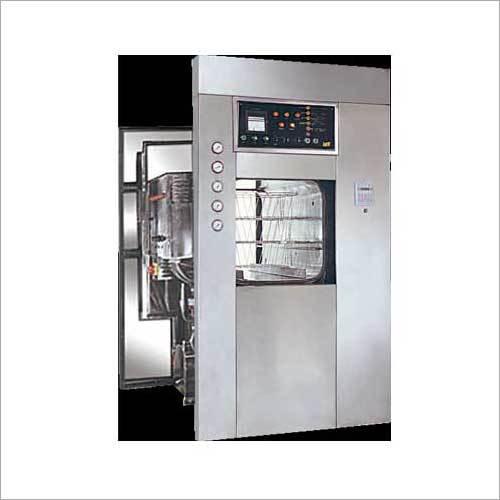 HPHV Steam Sterilizer (Autoclave)