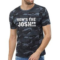 Mens Biowash Printed Round Neck T Shirt  -------   Rs 155/ Piece