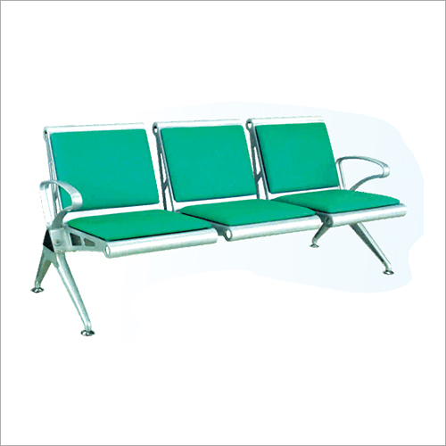 3 Seater Visitor Waiting Chair