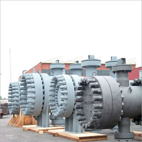 High Pressure Shell & Tube Heat Exchanger