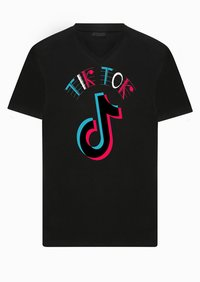 TikTok Printed T-shirt